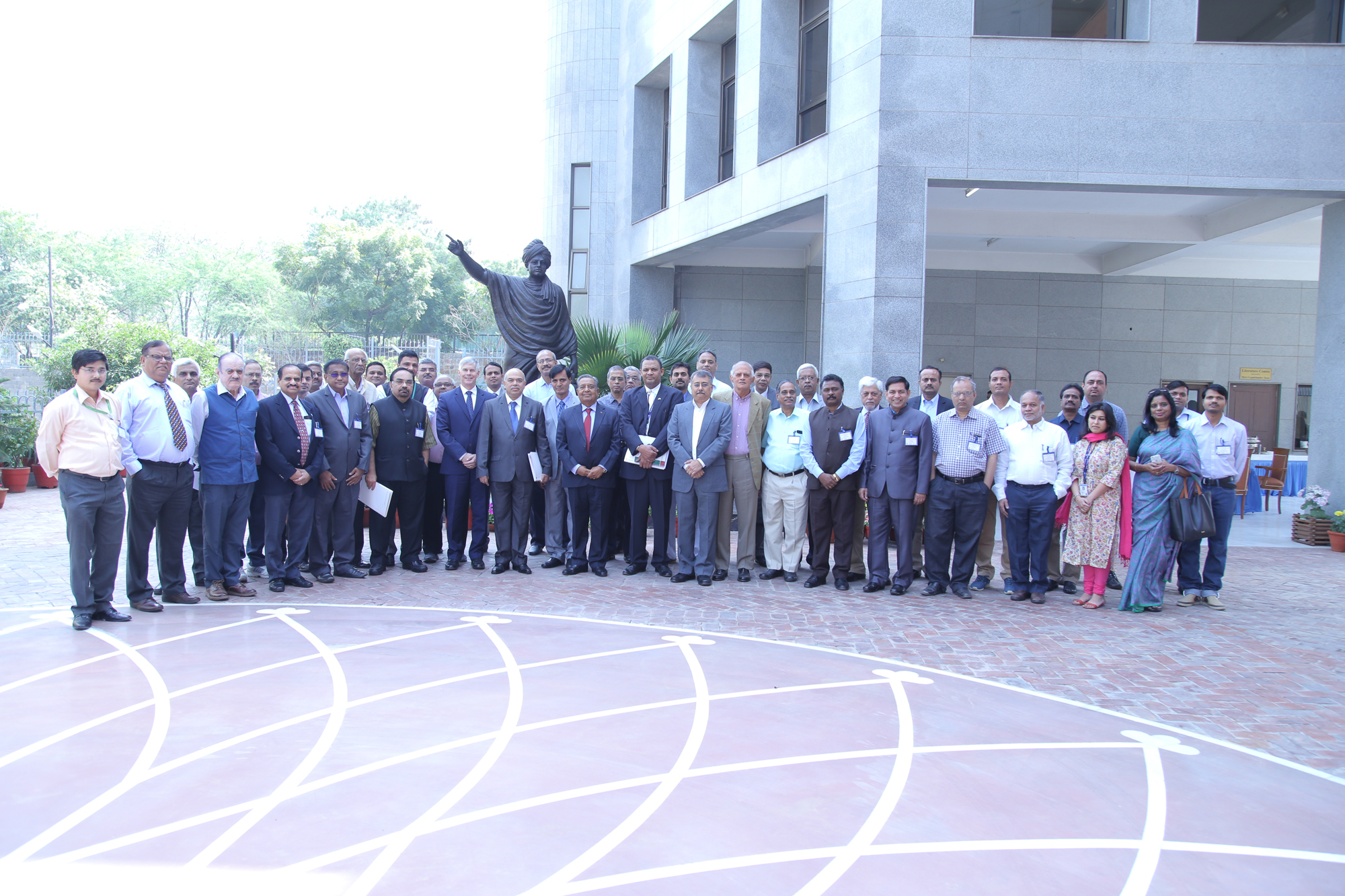 National Workshop on Doubling Farmers' Income through Scaling-up: KISAN–MITrA. (Photo: IDC, ICRISAT)