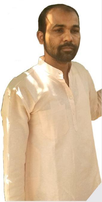 Mentapally farmer Ravi Sagar