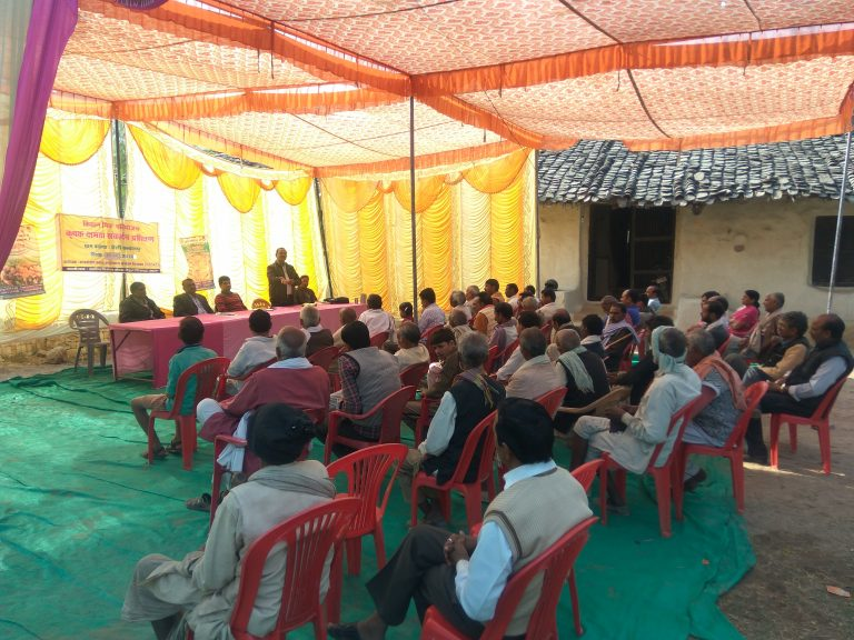 Awareness programme for farmers ©ICRISAT